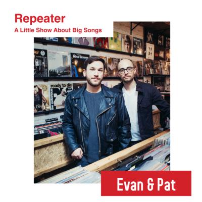 The New Pornographers & Mogwai with Evan & Pat
